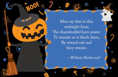 Halloween Quotes And Saying With Images