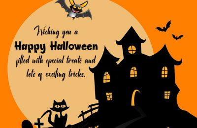 Halloween Wishes Quotes And Greeting Messages